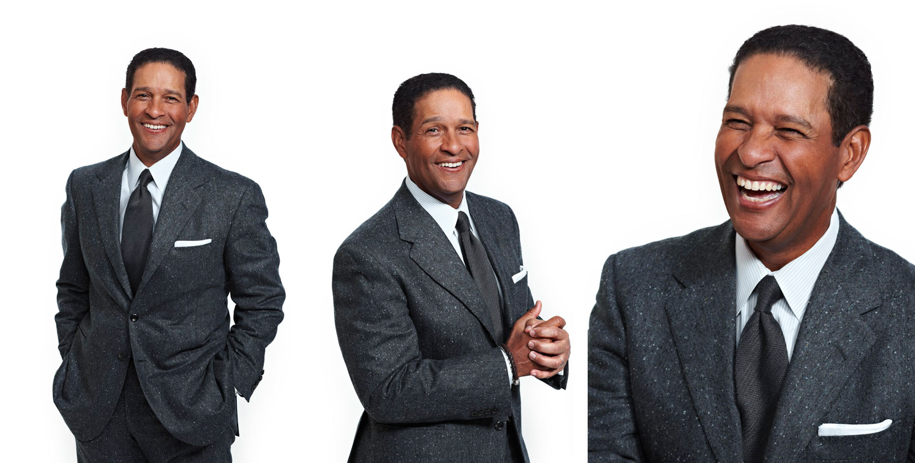 Bryant Gumbel of HBO Real Sports photo by Monte Isom