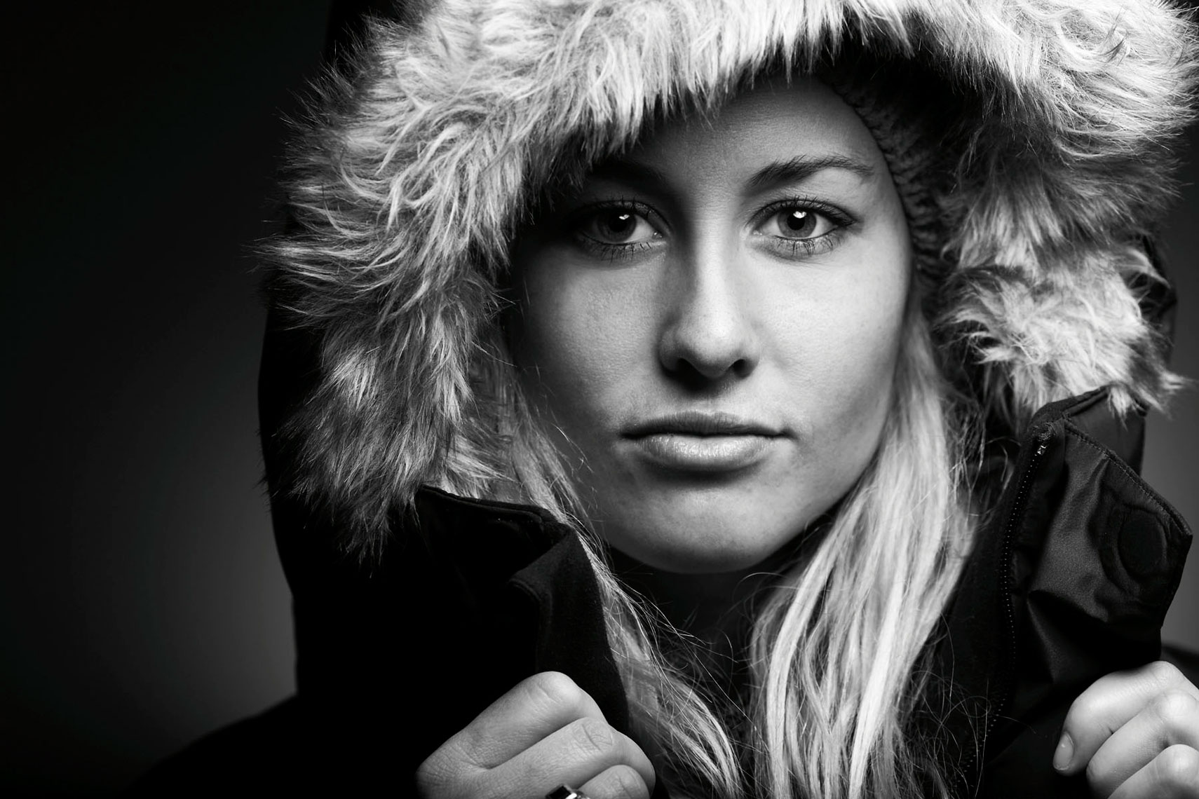 Chanell Sladics US Snowboarder photo by Monte Isom