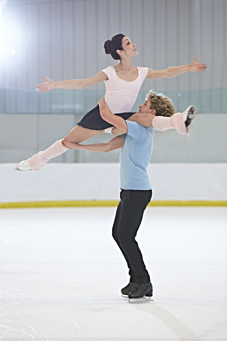 Charlie White Meryl Davis, USA Olympic Gold Medalist photo