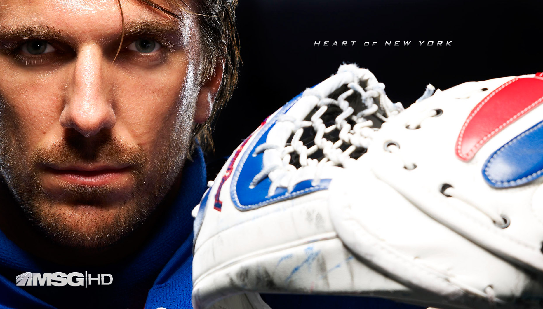 Henrik Lunqvist hockey goalie NY Rangers photo Monte Isom