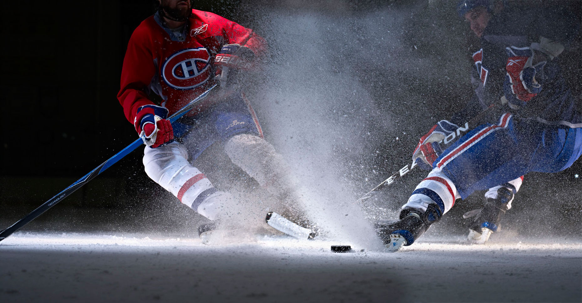 Hockey Ice Stopping Spray Photo By Monte Isom Spiderman Sport