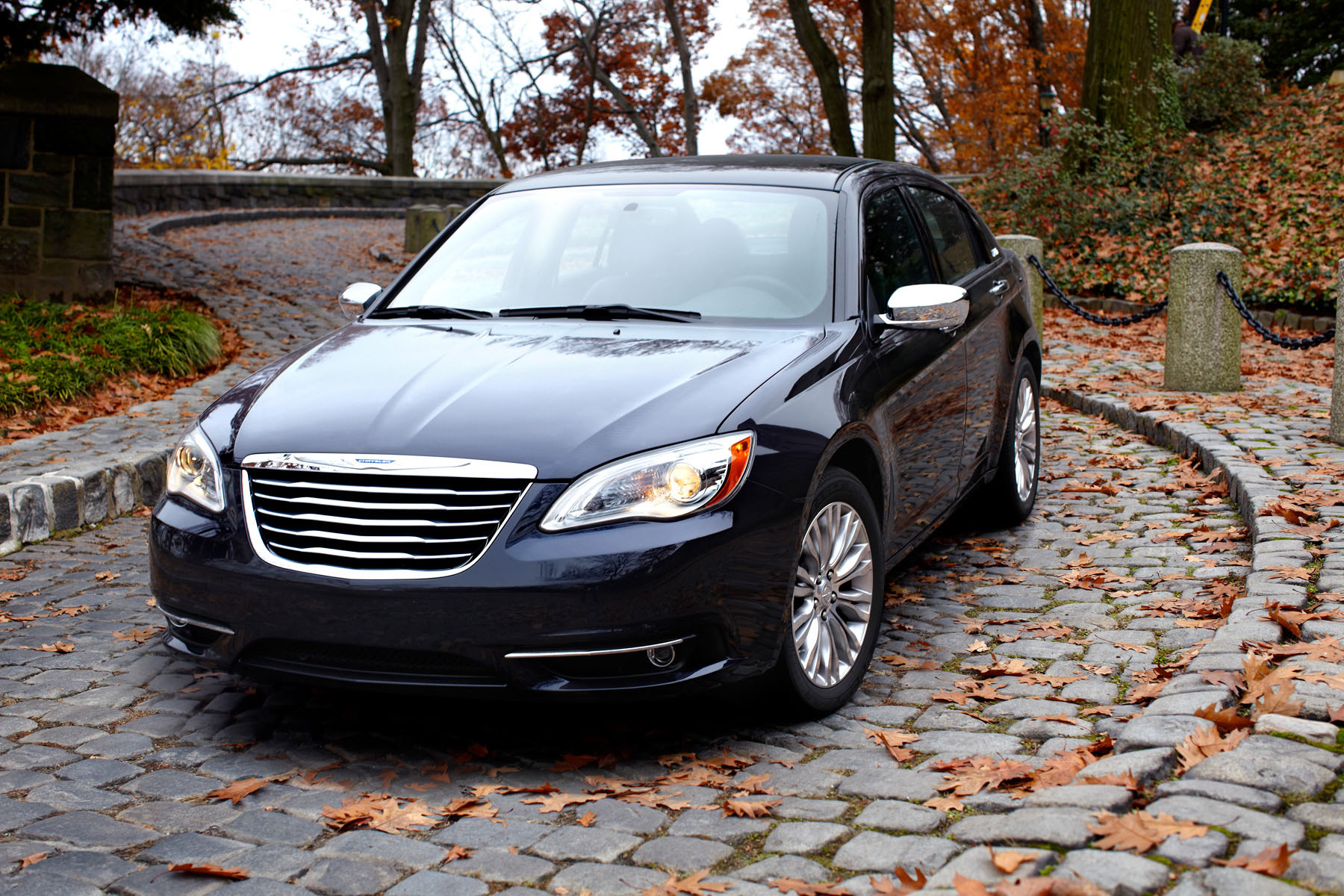 Photo of Chrysler 200 for Popular Mechanic.