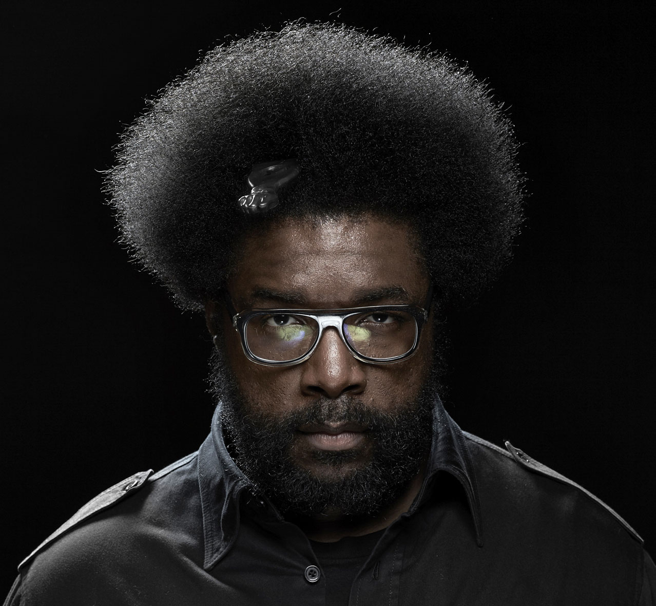 Questlove for the IOC photo by Monte Isom